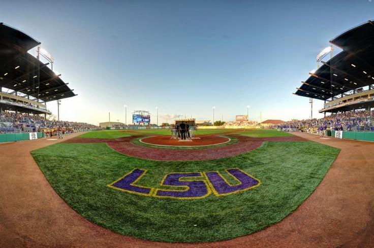 Alex Box Stadium @ LSU