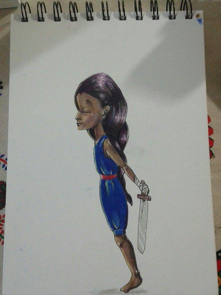 Connie #StevenUniverse #fanart #drawing