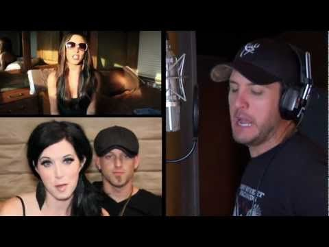 loveeeee ittt!! If you like country music, you have to watch this cute video. Luke Bryan and other big country stars sing 'Pontoon' Party - Little Big Town