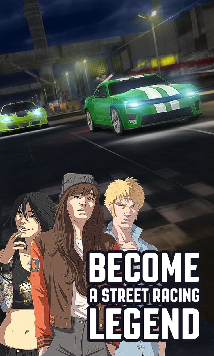 Become a Street Racing Legend!  Download Top Speed here: http://bit.ly/1D7MSPZ