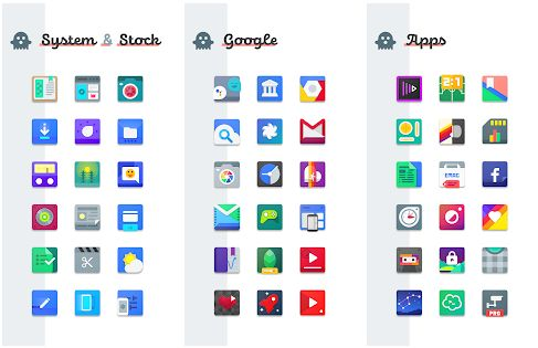 Noizy Icons v2.4.1 Patched Apk It takes my icon design to
