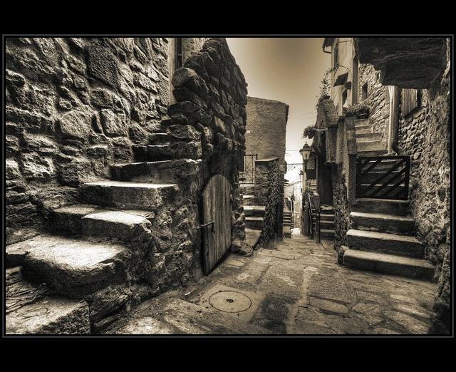 Giglio Castello, Isola del Giglio (HDR) [Explored] by antony51, via Flickr