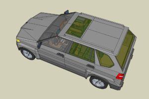 Google SketchUp... 3D modeling software. Free download.