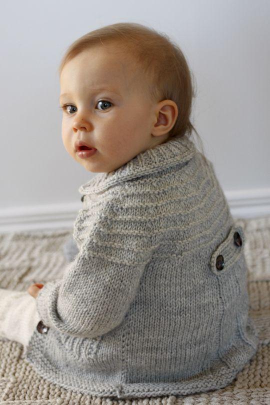 Vauvan neulenuttu 60(70)80 cm Novita 7 Veljestä: | Novita knits