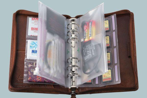 システム手帳がかなり使える! カバンの中をスッキリさせる超整理術 | エイ出版社