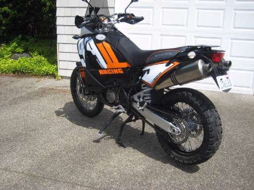 Check out this 2008 KTM ADVENTURE 990 listing in GIG HARBOR, WA 98335 on Cycletrader.com. It is a Dual Sport Motorcycle and is for sale at $6995.