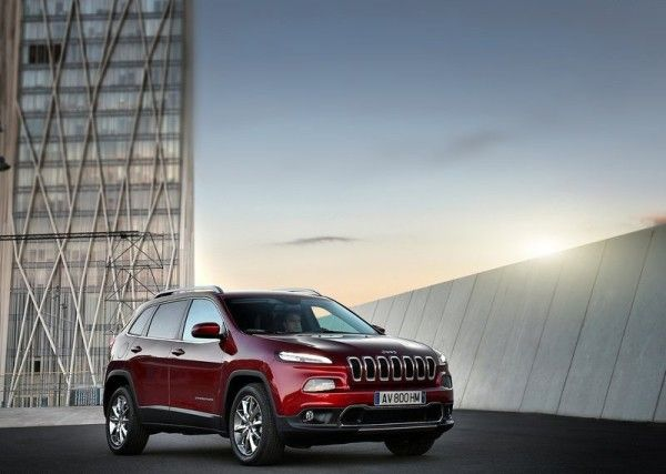2014 Jeep Cherokee EU Version Images 600x427 2014 Jeep Cherokee EU Version Full Review Details