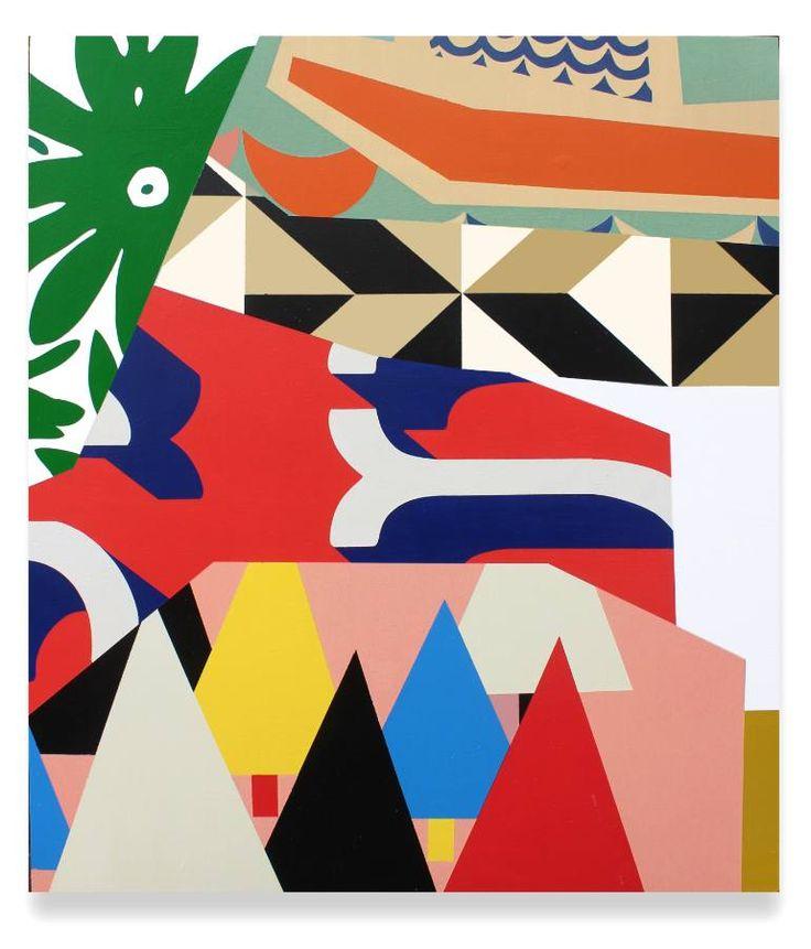 "Saatchi Art Artist William LaChance; Painting, ""Chautauqua II"" #art"
