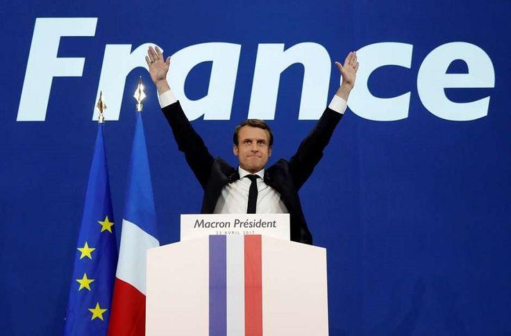 Repleto de reviravoltas, o acirrado primeiro turno das eleições presidenciais na França terminou da maneira que era mais esperada: com o liberal Emmanuel Macron, de 39 anos, e a ultranacionalista Marine Le Pen, de 48, na frente. Com 84% das urnas apuradas, já se sabe que os candidatos do...