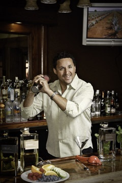 Manny Hinojosa - he's a local SF BAY favorite! @ultimatmixology