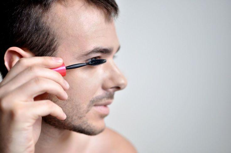 """Natural"" looking men's makeup tutorial at the dandy project"