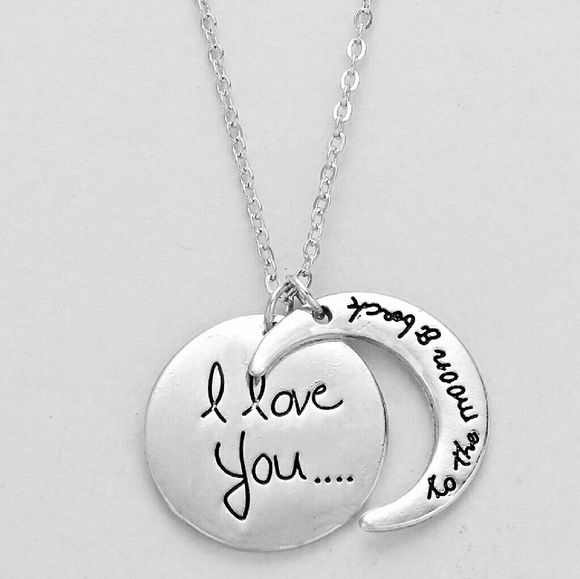Coming soon! New Silver Necklace Jewelry Necklaces