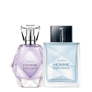 Avon Homme & Femme Exclusive Set | $99 value for $60