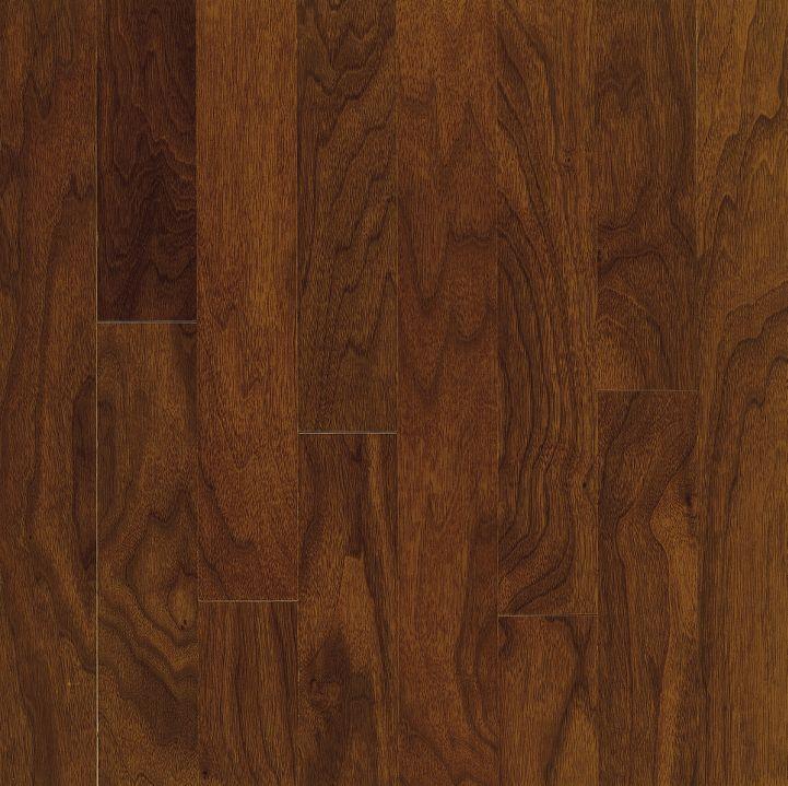 Walnut Hardwood Flooring - Dark-Brown : E3338 by Bruce Flooring