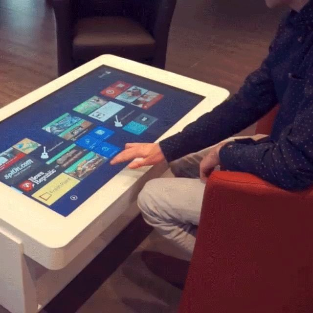 ... Has Just Become The Go To For The Book Club And Mid Morning Coffee  Gatherers! Immerse Your Guests With This Uniquely Designed Interactive  Coffee Table.