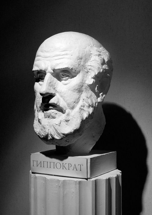 Medicine became an important area of study for Greeks around 300 BC. Here's more information about Ancient Greek medicine.