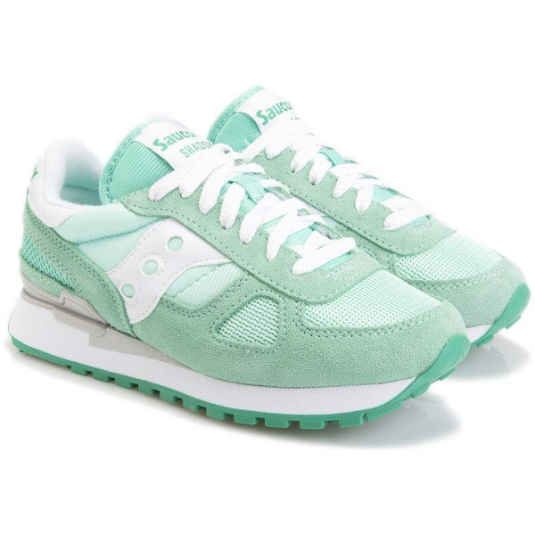 Saucony Shadow Original Sneakers (€72) ❤ liked on Polyvore featuring shoes, sneakers, saucony shoes, saucony, saucony trainers, saucony footwear and saucony sneakers