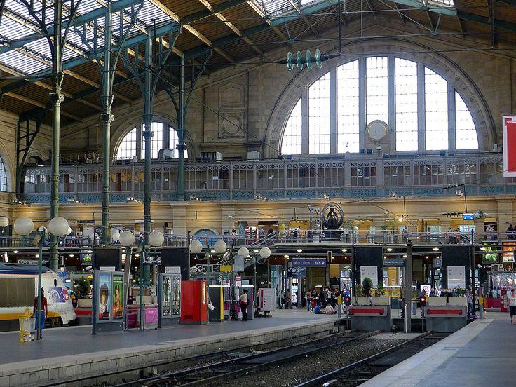 Sections of Paris Gare Du Nortd | Original file  (2,000 × 1,501 pixels, file size: 1.6 MB, MIME type ...