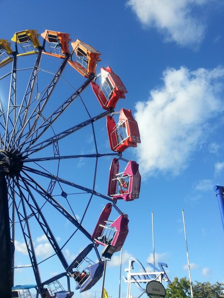 #amusementpark #Linnanmäki #autumn