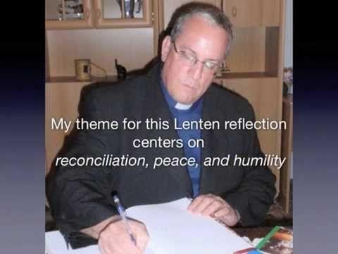 Superior's General reflection for Lent as a short video presentation. #VFLent2015 #famvin