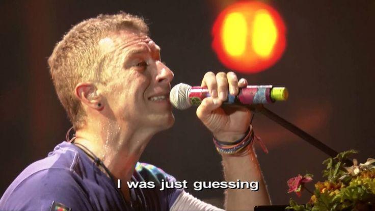 Coldplay - The Scientist Live at Rose Bowl Pasadena 2016