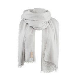 Balmuir | Helsinki cashmere huivi, light grey