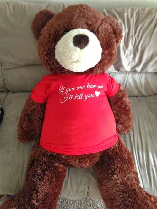 Funny valentines day gift