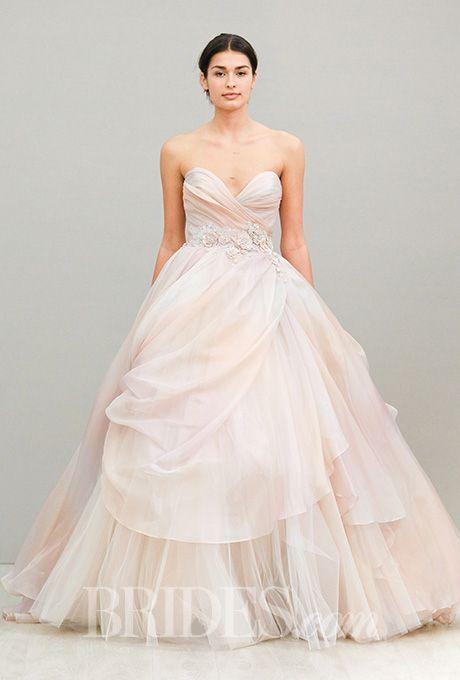 Lazaro - Spring 2016 | Wedding Dresses | Pinterest | Blush pink ...