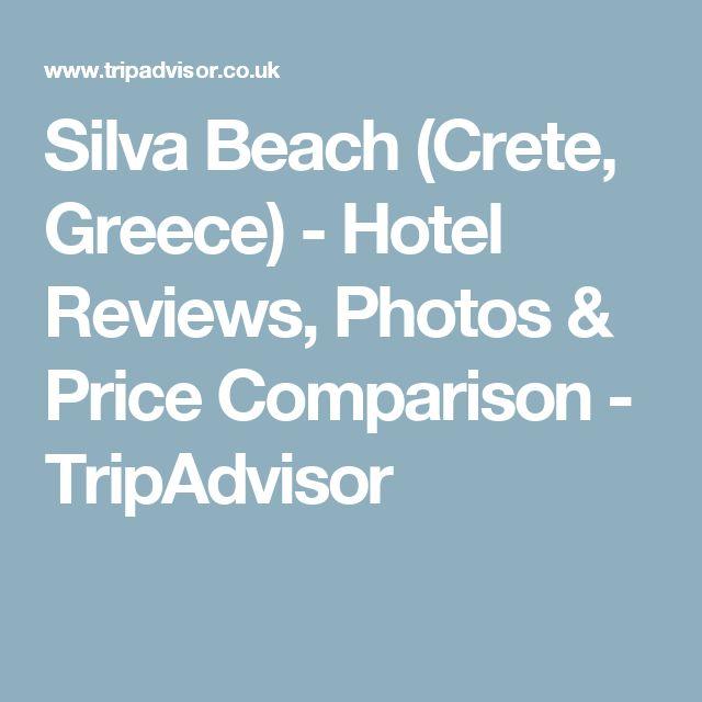 Silva Beach (Crete, Greece) - Hotel Reviews, Photos & Price Comparison - TripAdvisor