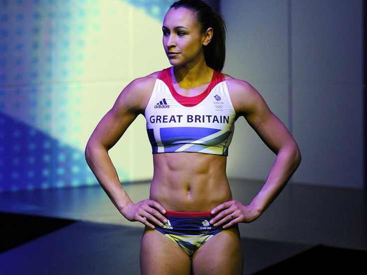 Jessica Ennis is incredible.  I'm so happy that she won her gold medal.  :)