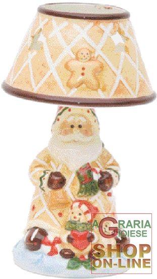 PORTA CANDELA BISCUIT IN CERAMICA H CM.22 https://www.chiaradecaria.it/it/oggetti-natalizi/14701-porta-candela-biscuit-in-ceramica-h-cm22.html