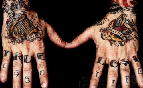 dallas green hands