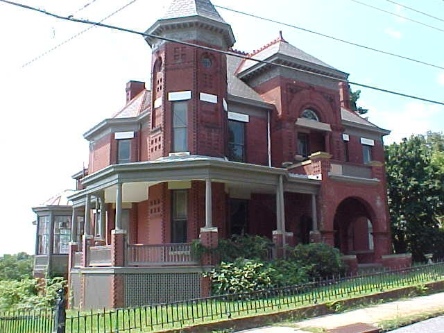 Old Home In Diamond Hill Lynchburg VA