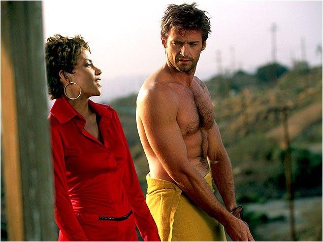 Hugh Jackman & Halle Berry in Swordfish...