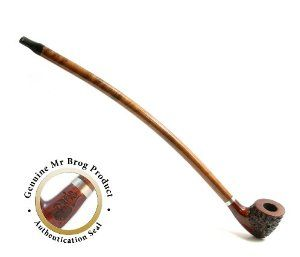 Long Churchwarden Tobacco Pipe: Smoking Pipe Gift