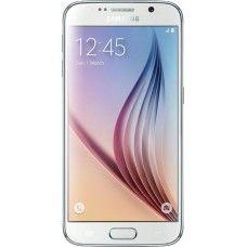 Samsung Galaxy S6 G920F Weiß 32GB [12,9cm (5.1