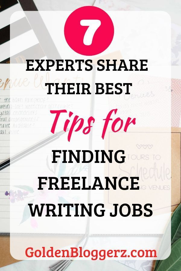 7 Experts Tips To Find Freelance Writing Jobs For Beginners Golden Bloggerz In 2020 Writing Jobs Online Writing Jobs Freelance Writing Jobs