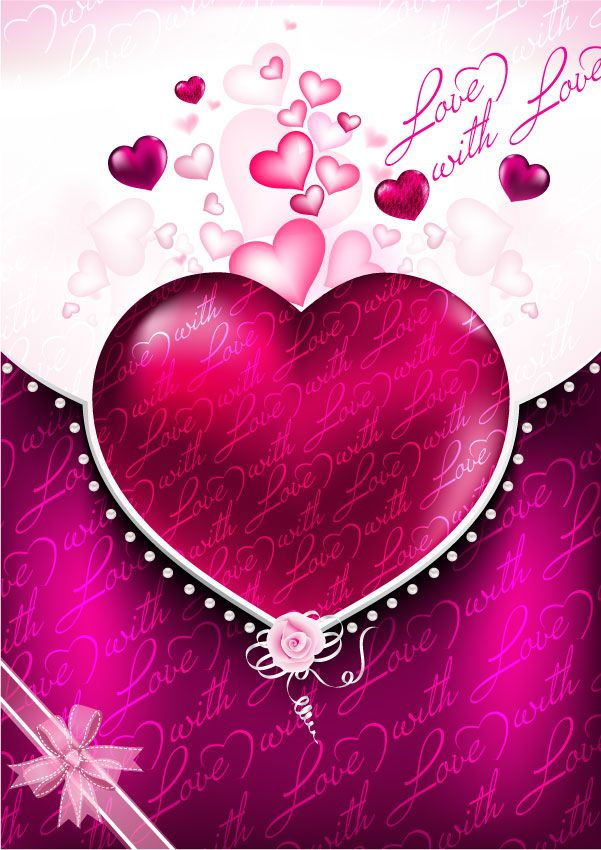Best 25+ Valentine background ideas on Pinterest | Heart tree ...