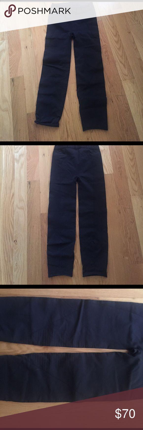 Lululemon 7/8 length thick leggings Lululemon 7/8 length thick leggings lululemon athletica Pants Track Pants & Joggers