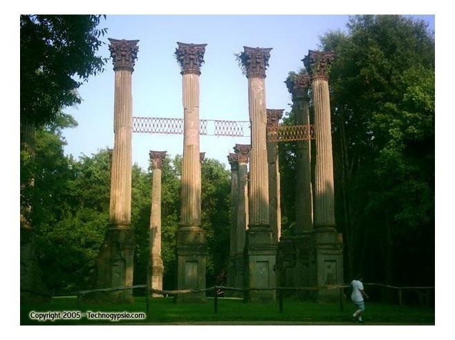 The Windsor Ruins, Natchez Trace