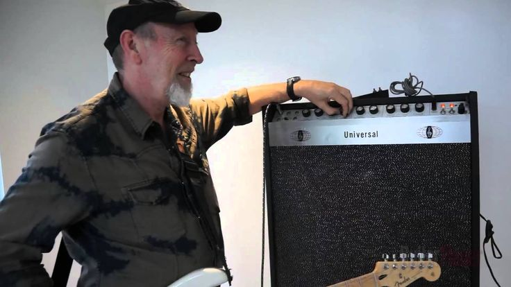 Richard Thompson: Dealing with Backline Amps