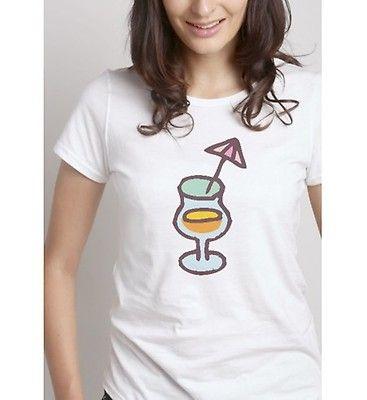 Koktélos női póló