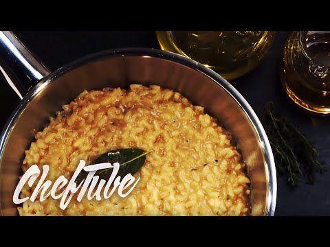 Cómo preparar risotto - YouTube