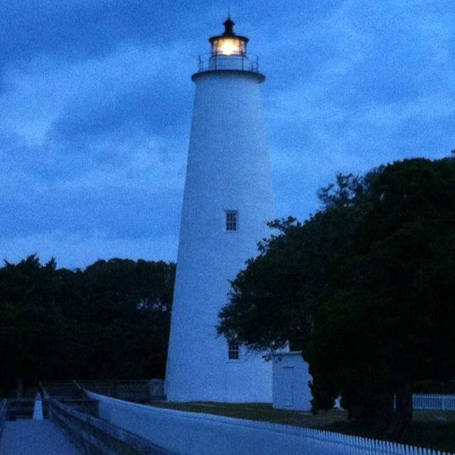 Ocracoke, NC Lighthouse