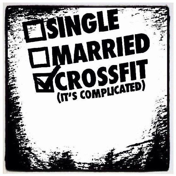Crossfit Quotes: I Miss CrossFit So Much!! It Feels Like A Breakup