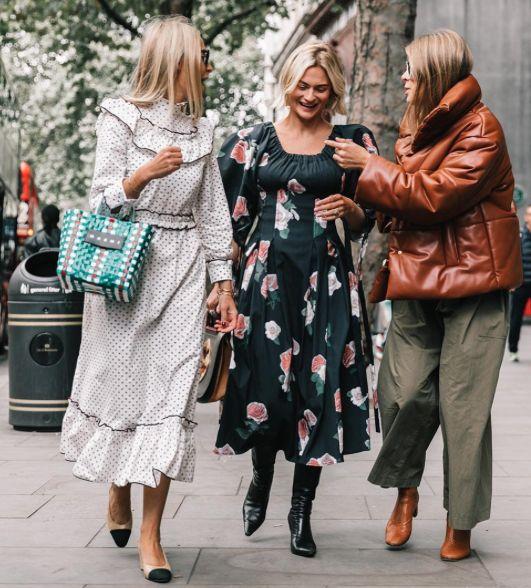 Ganni street style | Martha Ward | Charron Dress