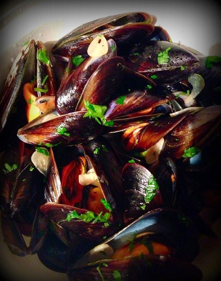 Mussels in Provencal Sauce