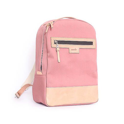 popular / Backpack Pink