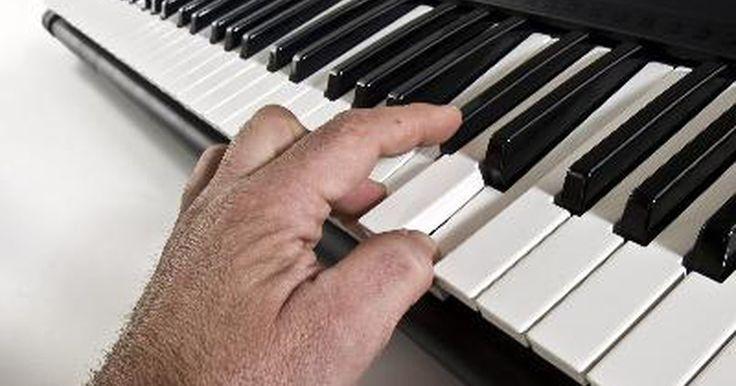 Ejercicios de escalas y acordes en el teclado. Dominar las escalas y los acordes en un teclado te da mayor entendimiento de la teoría y armonía musical, y te da una gran ventaja en lograr destreza técnica. Las escalas y acordes son la base sobre la que se crea la música occidental y son la clave para comprender realmente, tocar y componer música del más alto nivel.