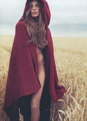Red Riding Hood.... No Wolf!